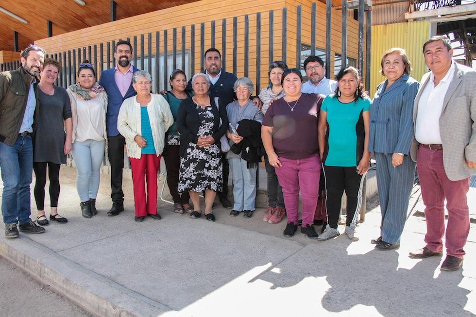 Resultado de imagen para Se inicia reconstrucción de Mercado de Pozo Almonte con trabajo conjunto del Municipio y Collahuasi